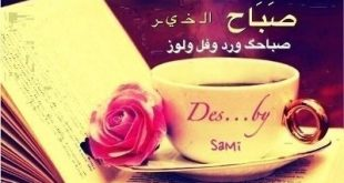 رسائل صباح الخير مصريه , اجمل واجدد رسائل صباحية مصرية