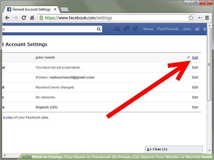 صورة كيف تغير اسم الفيس , طريقة تغيير الاسماء على الفيس بوك