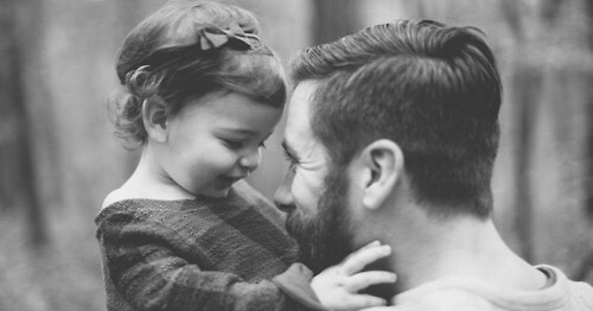 بالصور صور اب وبنته , اروع صورة للاب مع ابنته 8881 8
