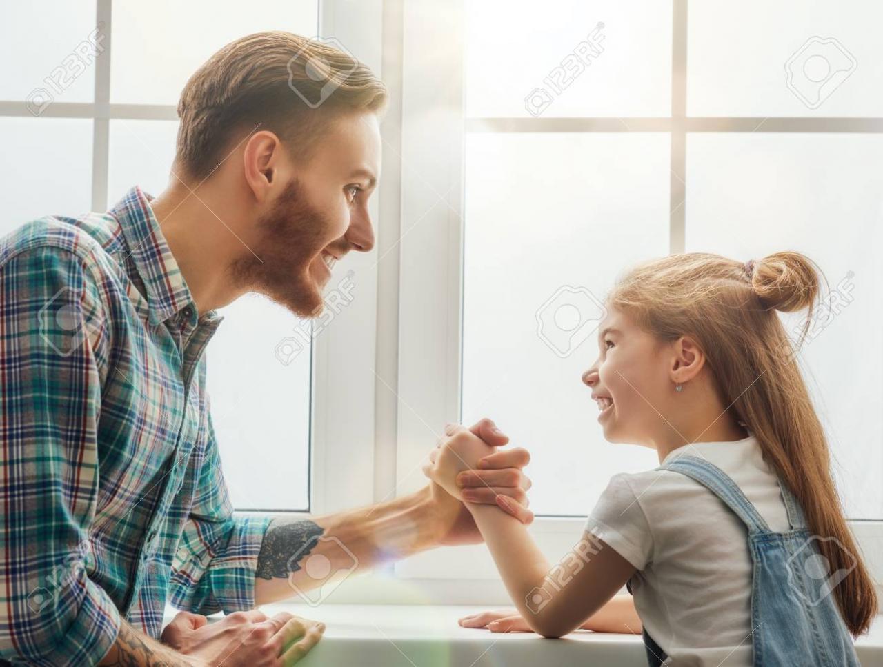 صورة صور اب وبنته , اروع صورة للاب مع ابنته