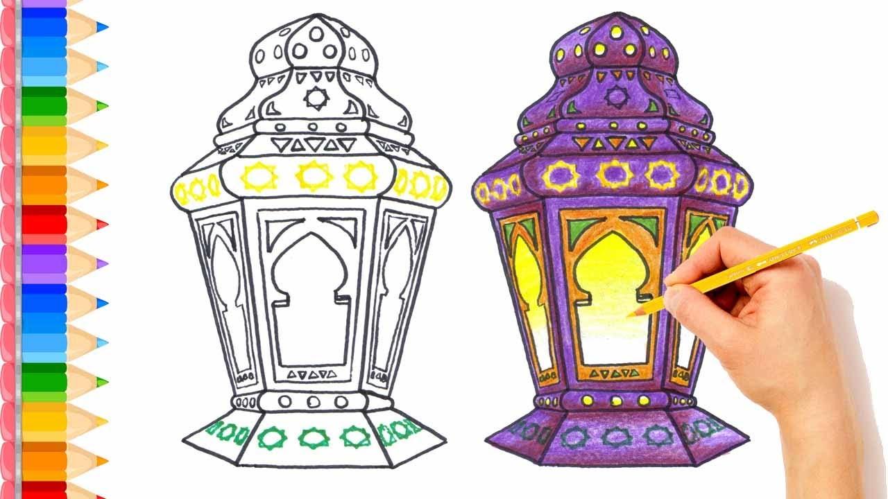 بالصور رسومات عن رمضان , روعة الرسومات الرمضانية 10956 1