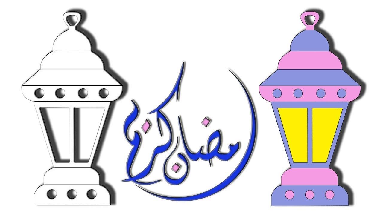 بالصور رسومات عن رمضان , روعة الرسومات الرمضانية 10956 5