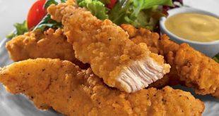صور خلطة الدجاج المقلي , وصفة مذهلة لقلي الدجاج