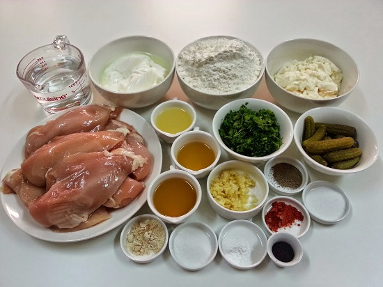 بالصور خلطة الدجاج المقلي , وصفة مذهلة لقلي الدجاج 10963 3