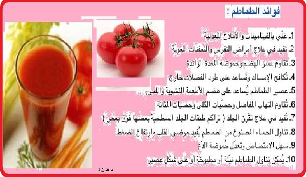 بالصور فوائد عصير الطماطم , الطماطم وفوائدها المهولة للجسم 10980 8