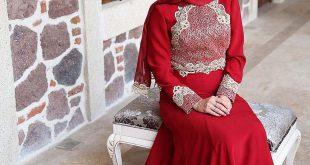 بالصور فساتين سهرة حمراء , شاهد شياكة الفستان الاحمر 10986 11 310x165