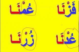 بالصور كلمات بها مد بالالف , مجموعة من الكلمات العربية يظهر بها المد بالالف 8492 11 310x205