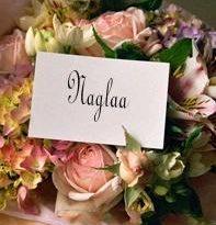 صورة اسم نجلاء بالانجليزي , اجدد اشكال اسم نجلاء باللغة الانجليزية