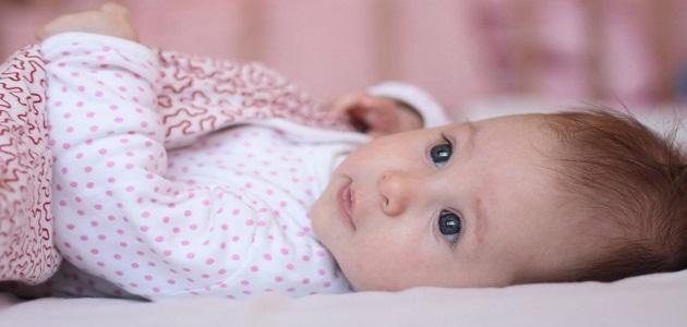 صورة حلمت اني انجبت بنت , رؤية فى المنام ولادة فتاة 8541