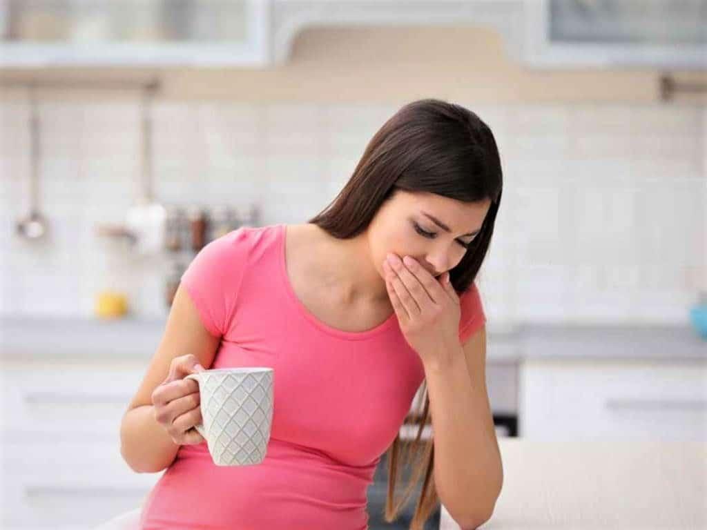 صورة اعراض الحمل مع نزول الدورة الشهرية , الفروقات بين الحمل والدورة الشهرية