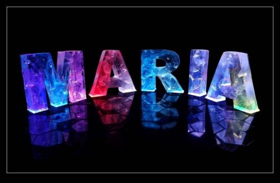 صور مامعنى اسم ماريا , اروع المعاني لاسم ماريا