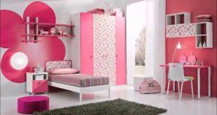 صور افكار بسيطة لغرف النوم للبنات , احلى واروع ديكورات لغرف نوم البنات