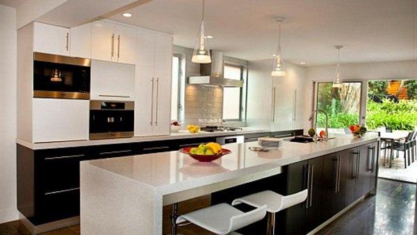 صورة صور مودرن للمطابخ , اروع تصميمات للمطابخ الجميلة والعصرية 11145 3