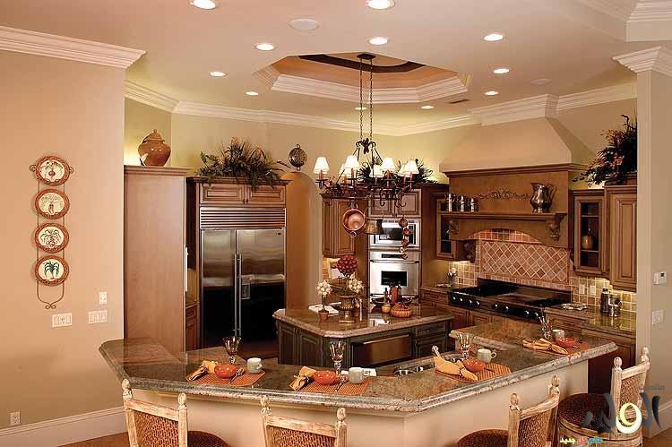 صورة صور مودرن للمطابخ , اروع تصميمات للمطابخ الجميلة والعصرية 11145 8