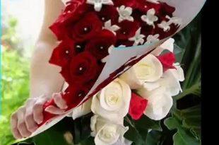 صورة احلى بوكيه ورد عيد ميلاد , اروع اشكال بوكيهات الورود