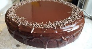 صور طريقة عمل كيكة الشوكولاته منال العالم , منال العالم وافضل طريقه لعمل الكيك