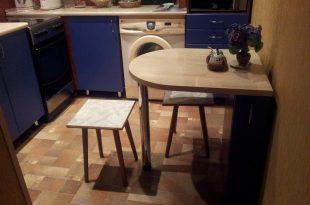 صور ترابيزة مطبخ متحركة , اجمل ترابيزه للمطبخ