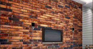 صورة ورق حائط طوب , اروع اشكال لاوراق الحائط