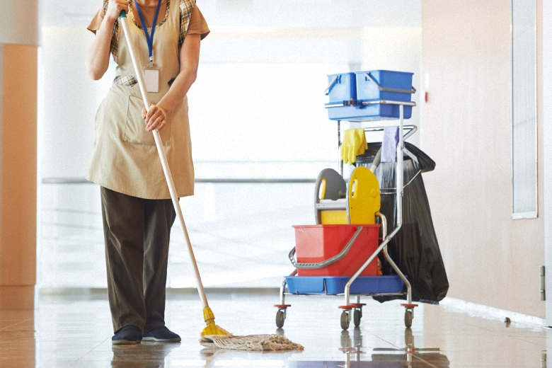 صورة شركة تنظيف بالظهران , الاعمال التي تقوم بها شركات التنظيف