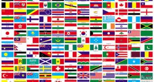صور اشكال اعلام الدول , العلم رمز لكل دوله