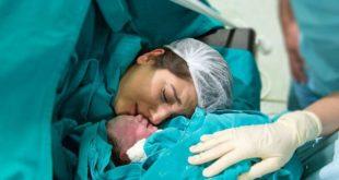 الولادة في المنام للحامل , تفسير حلم الولادة للمراة الحامل