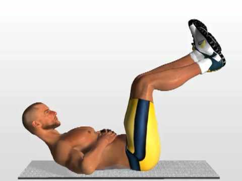 صورة تمارين بسيطة لازالة الكرش , افضل التمارين الرياضيه لحرق دهون البطن 11389 2