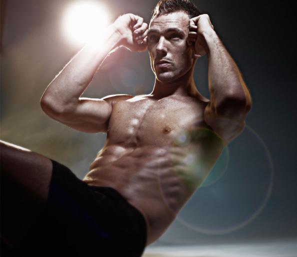 صورة تمارين بسيطة لازالة الكرش , افضل التمارين الرياضيه لحرق دهون البطن 11389 3