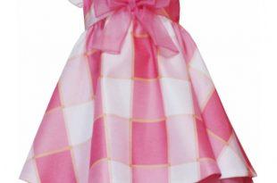 صورة خياطة فساتين بنات صغار , اروع الفساتين المصممه للاطفال