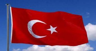 صور لعلم تركيا , الوان علم تركيا متحرك