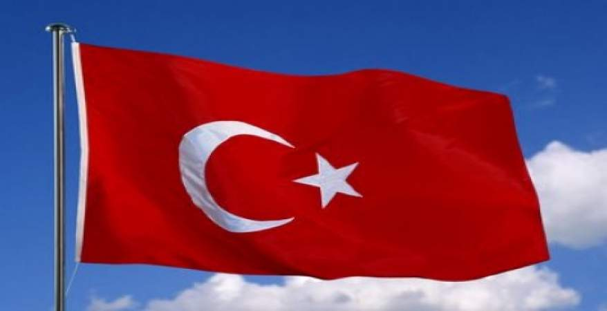 صورة صور لعلم تركيا , الوان علم تركيا متحرك