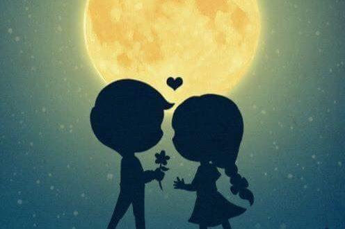 صورة صور رومنسية كرتون , الحب الرومانسي في شكل كرتون