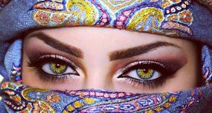 صور صور عيون جميلات , اجمل عيون سحره في العالم من جمالها