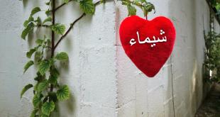 صور اسم شيماء , الصفات الجميلة لاسم شيماء