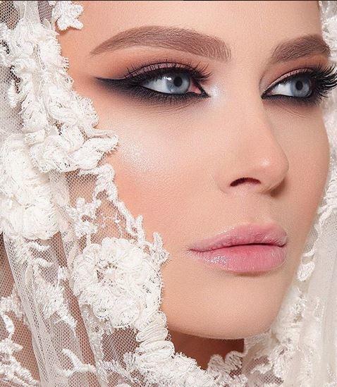 صورة صور مكياج عروس , اجمل صور ميك اب للعرايس