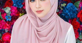 صور اجمل صور بنات محجبات , جمال البنت في الحجاب وهذه اشكال للحجاب