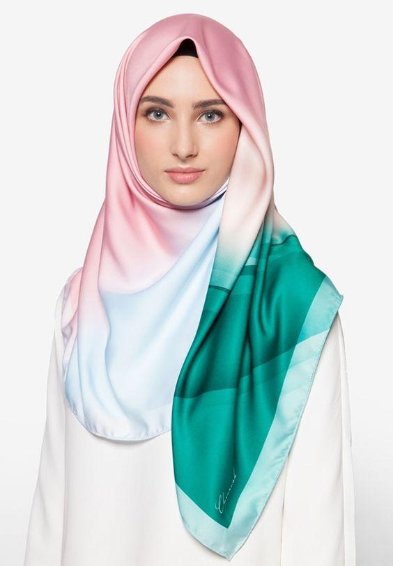 صورة اجمل صور بنات محجبات , جمال البنت في الحجاب وهذه اشكال للحجاب