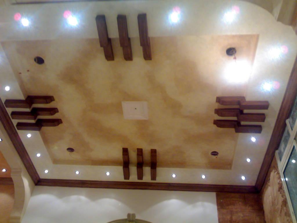 صورة صور ديكورات جبس , اشيك ديكورات جبس في المنزل 3231 5