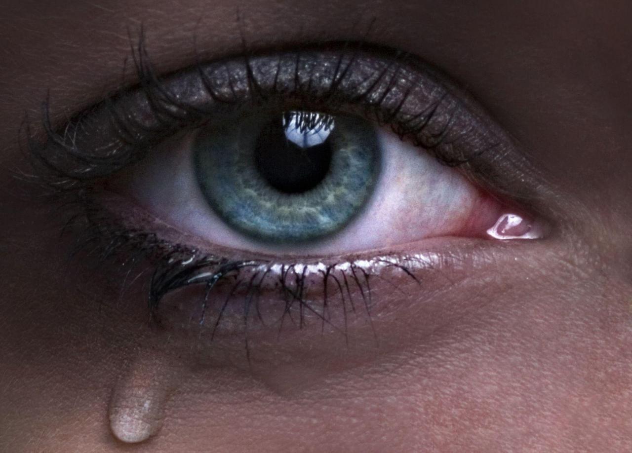 صور صور عيون حزينه , بكاء العيون صور تجرح القلب
