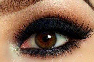 صورة صور عيون ممكيجة , اروع عيون بالمكياج في غاية الروعة