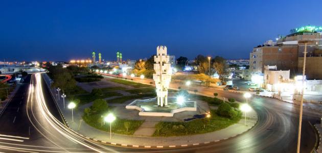 صورة مدينة تبوك بالصور , جمال تبوك في الصور