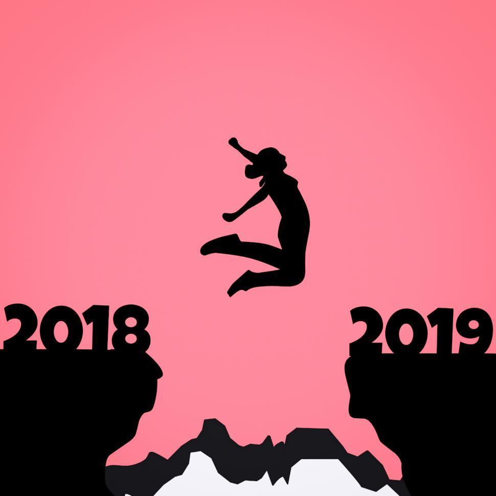 صورة صور راس السنة الميلادية2019 , ماذا تطلب في السنة الجديده2019