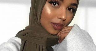 صورة صور بنات سمر محجبات , اجمل اطلالة لبنات سمر بالحجاب