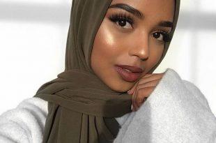 صور صور بنات سمر محجبات , اجمل اطلالة لبنات سمر بالحجاب