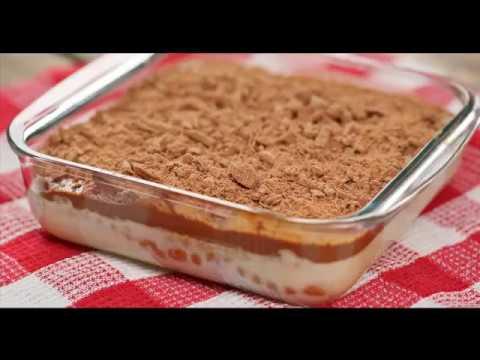 صورة طريقة حلى بارد وسهل بالصور , اسهل طرق صناعة حلوى مميزة