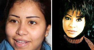 صور صور شيرين قبل عمليات التجميل , شاهد شيرين قبل التجميل