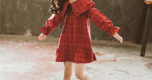 ملابس بنات صغار , اليكي احدث تريند في ملابس الصغار 2020