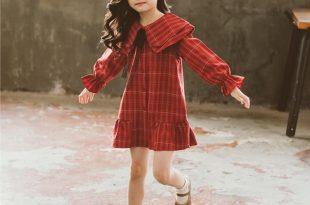 صورة ملابس بنات صغار , اليكي احدث تريند في ملابس الصغار 2020