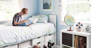 صورة فنون في غرفة النوم , افكار و ديكورات جديده لغرف الاطفال