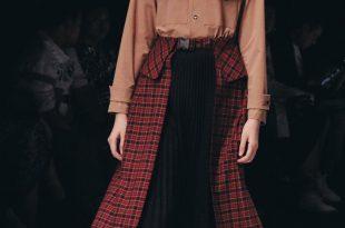 صورة اشيك ملابس محجبات كاجوال 2020 , تعرف علي الوان الشتاء لملابس المحجبات لهذه السنه