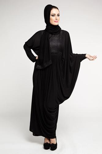 صورة عبايات كويتية , اشيك واحسن لبس العبايات